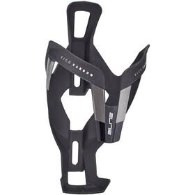 Elite Vico Flaskeholder Carbon, black matte/black design